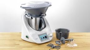 Robot cuiseur Thermomix TM31 Attention avec les préparations chaudes !