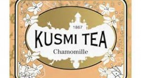 KUSMI TEA A LA CAMOMILLE