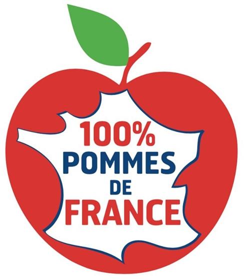 NOUVEAU LABEL POUR LE JUS 100% POMMES DE FRANCE