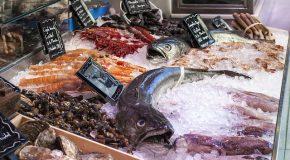 Produits de la mer La moitié des établissements en infraction