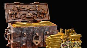 Argent Vous découvrez de l'or ou un trésor, qui en est propriétaire ?